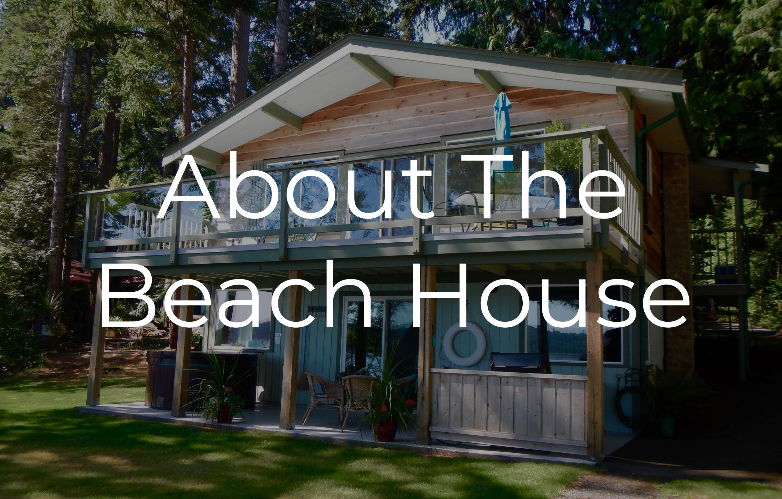 About the Beach House